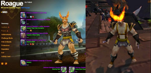 Warlords of Draenor, NPC, NPCs, Real Toons, WoD, World of Warcraft, WTBGold, Roague