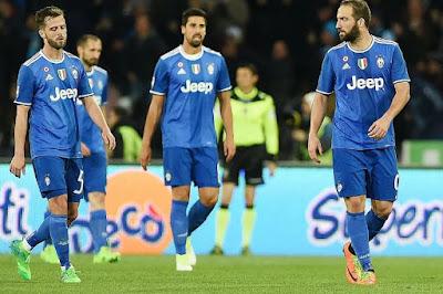 Juventus Ukir Rekor Baru Dengan Kalahkan Napoli