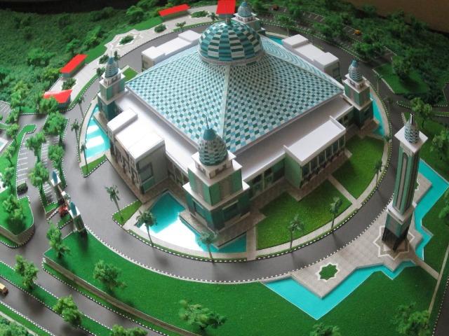 Masjid Raya Padang Pariaman berpotensi Jadi Harapan Baru  Pusat Pengembangan Peradaban Islam