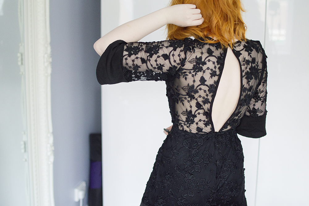 Playsuit, Lace, Party, Fblogger, Fashion Blogger