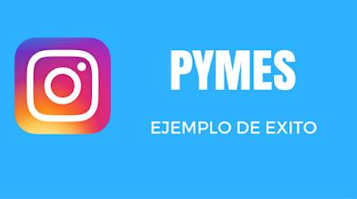 instagram pymes