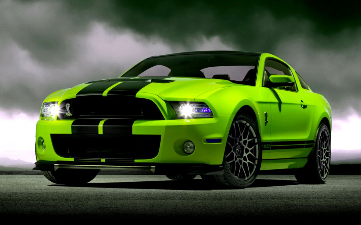 Wallpapers Hd Mustang Gt High Definitions Wallpapers