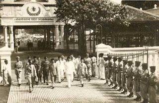 Yogyakarta menjadi Ibukota