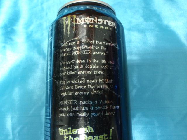 monster original usa energy drink zerotohundred forums. Black Bedroom Furniture Sets. Home Design Ideas