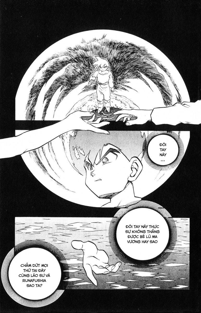 Dragon Quest: Emblem of Roto chap 38 trang 30