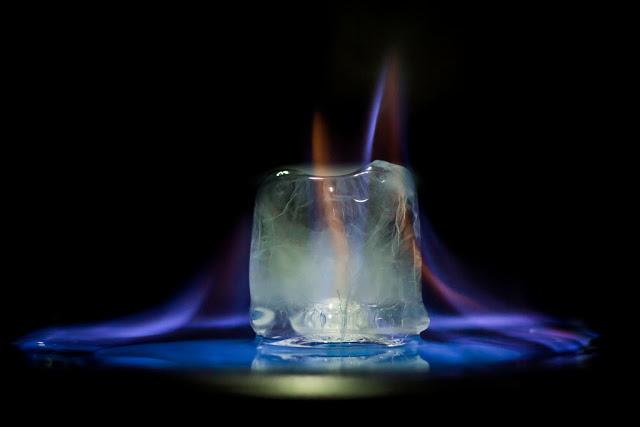 'Frozen Fire' de Carlos Larios
