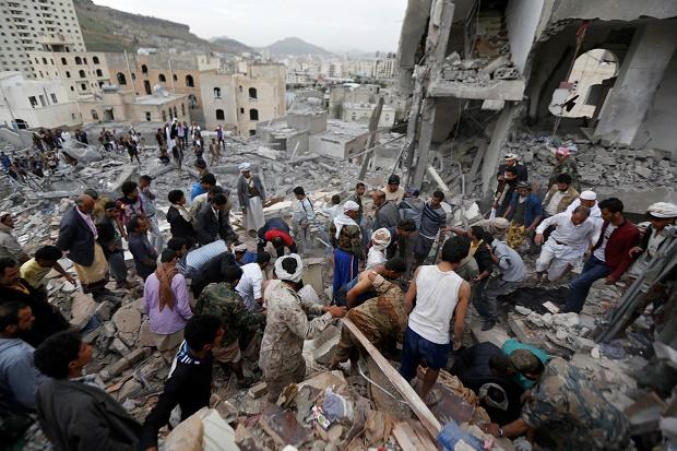Tak Henti Perang Saudara, Krisis Kelaparan di Yaman Memburuk