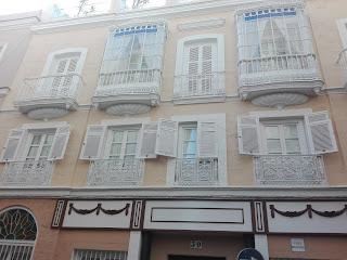 balcones de Cadiz
