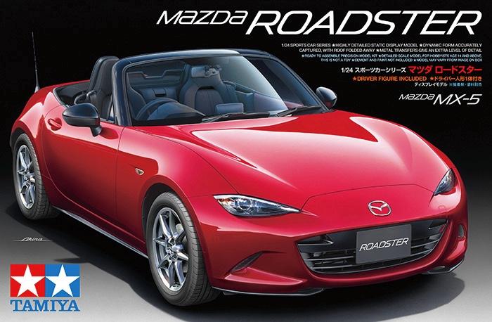 Tasty Tamiya Mazda Two Seater Roadster