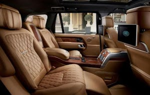 Checkout Pictures Of The Most Expensive Model of Range Rover - SVAutobiograhy