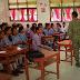 Satgas Yonif R 515/UTY Berikan Penyuluhan Wawasan Kebangsaan ke SMA Kristen Amet