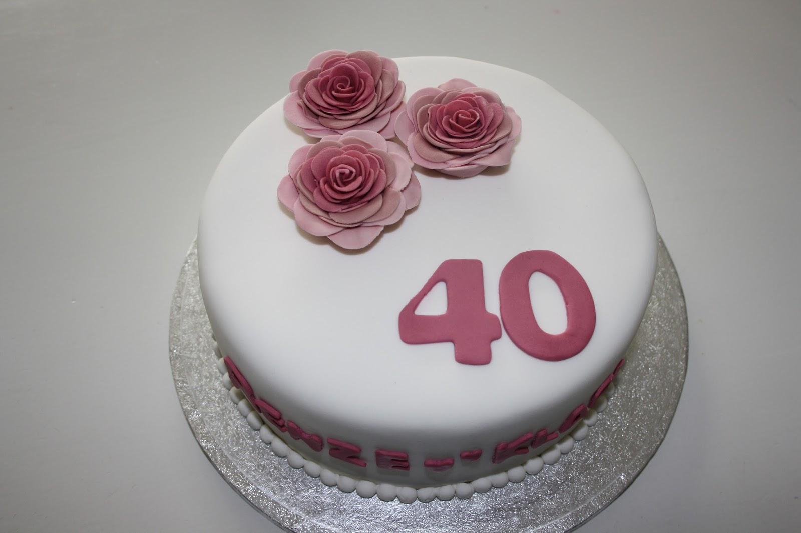 taart 40 jarig huwelijk Taarten van Janni: 40 jarig huwelijk taart 40 jarig huwelijk