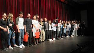 Συγχαρητήρια στην θεατρική ομάδα 1ου Γυμνασίου Κατερίνης