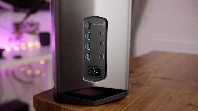 Review: Blackmagic New External GPU For MacBook Pro Is Quiet, Beautiful, And High Performance