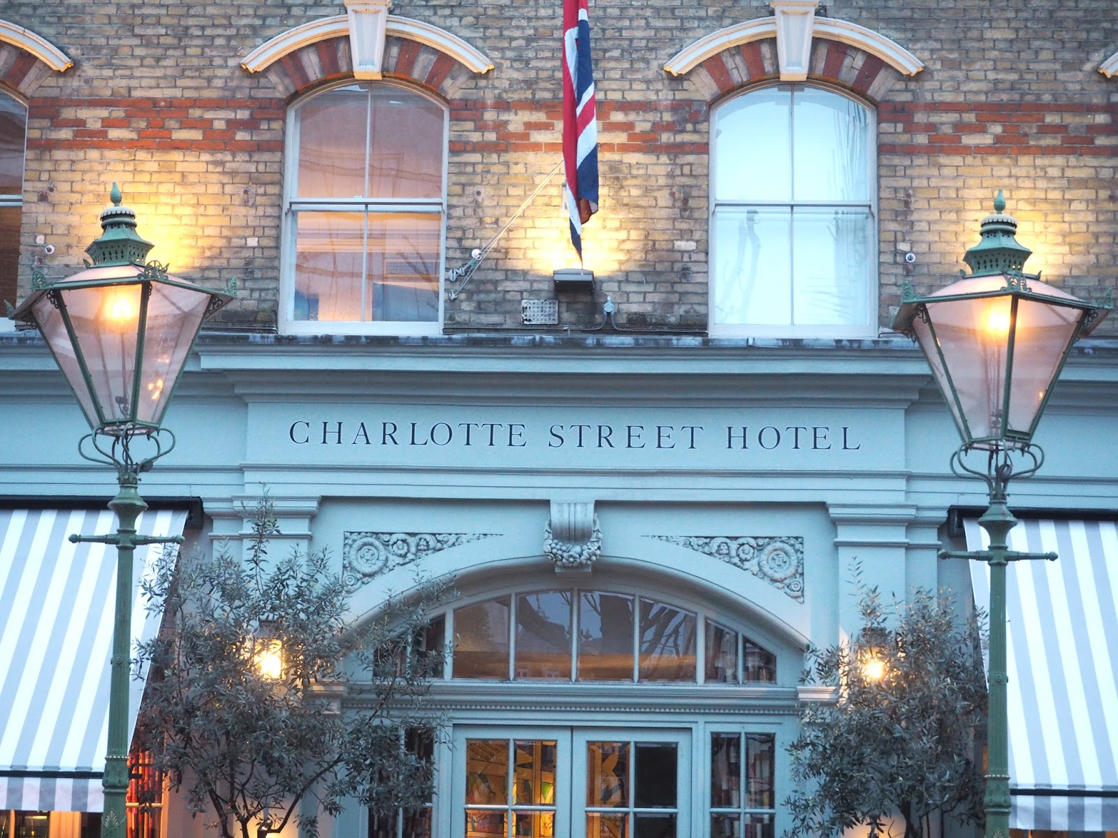 Charlotte Street Hotel London | Katie Kirk Loves