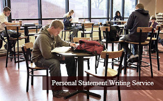 a Personal Statement Writing Service
