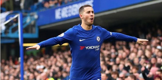 Hazard reportedly wants to join Mourinho's team