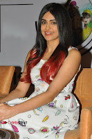 Bollywood Actress Adah Sharma Pos in White Printed Short Dress at OPPO F3 Plus Selfie Expert Mobile Launch .COM 0008.jpg
