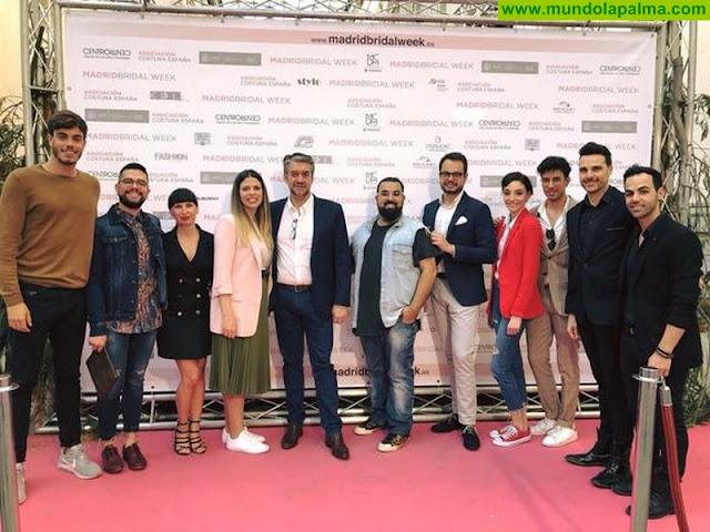 Las firmas de Isla Bonita Moda Waleska Morín y Pedro Juan González seleccionadas para participar en la pasarela internacional Feeric Fashion Week 2018