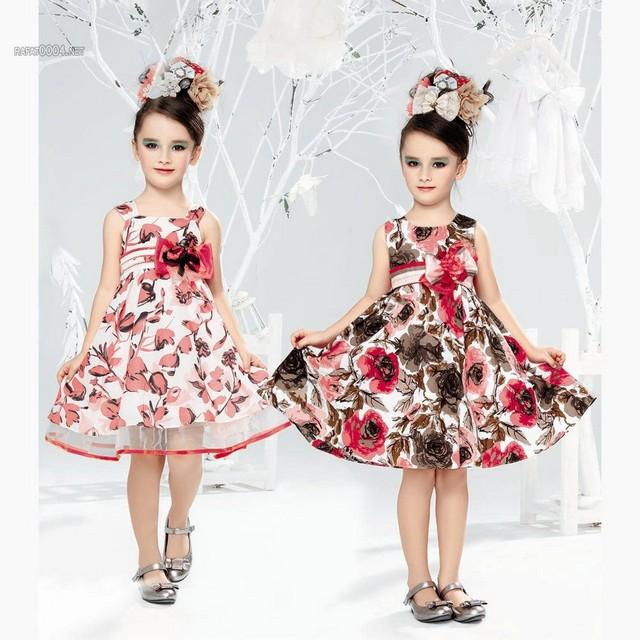 62820b278e79b فساتين زفاف للأطفال 2018 نقدم لكي سيدتي أحدث فساتين زفاف لطفلتك لهذا العام،  تشكيلة متنوعة من الأشكال والألوان والموديلات التي تناسب سن طفلتك لتظهر في  أجمل ...