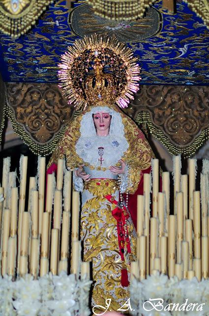 Palio de la Virgen de la Luz de Granada