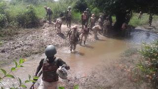 Sambisa Forest Boko Haram