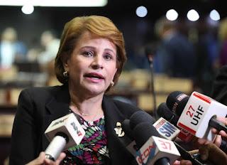 Para la diputada Lucía Medina  si hay una segunda vuelta en las elecciones del año 2020 el Partido de la Liberación Dominicana (PLD)  perderá.