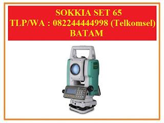 JUAL TOTAL STATION SOKKIA SET 65 DI BATAM