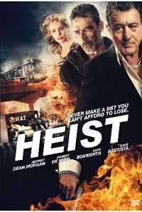 Heist (2015) Dual Audio Hindi - English 300mb BluRay