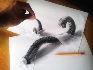 Contoh Seni Karya 3 Dimensi