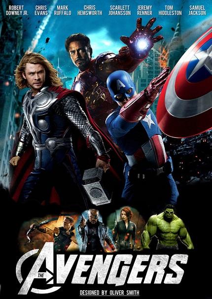 فیلم دوبله : انتقام جویان 2012 The Avengers