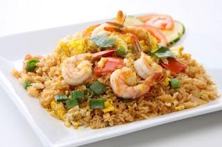 Resep Nasi Goreng Thai Udang