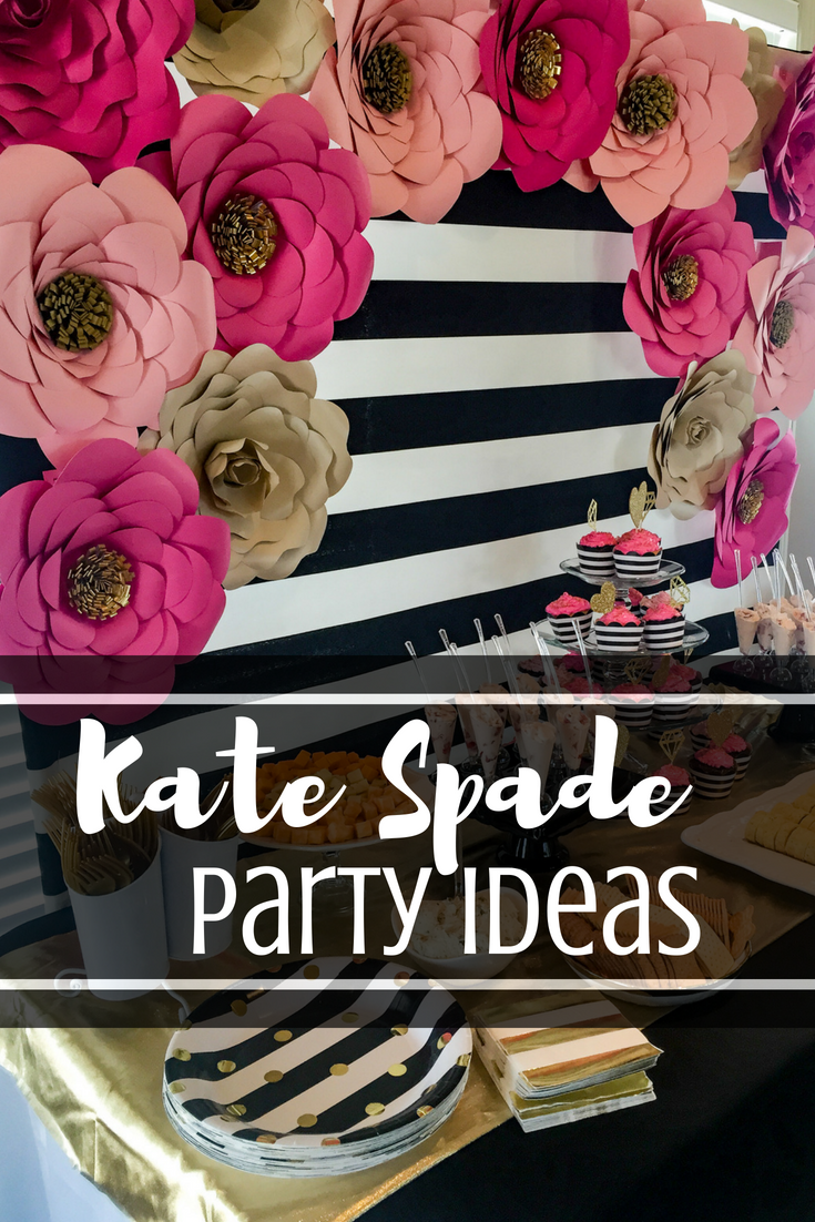 Kate Spade Bridal Shower Tips For Making Giant Paper Flowers