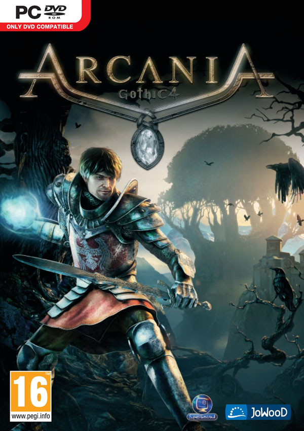 Arcania Gothic 4 Download Cover Free Game