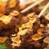 DIY 自己煮自己吃 :用 Kellogg 玉米片制成的沙爹肉串,非常脆口好吃!