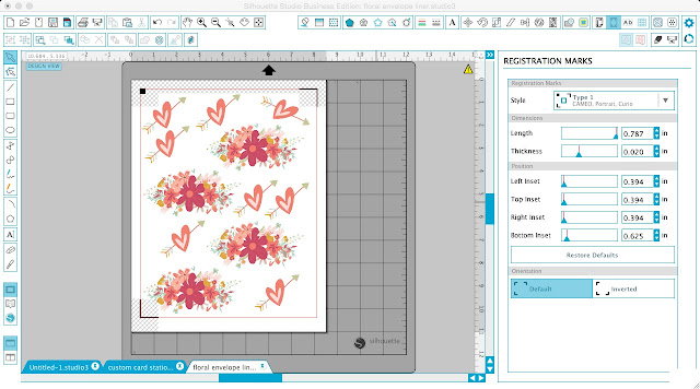 silhouette cameo stickers jpeg image picture tutorial