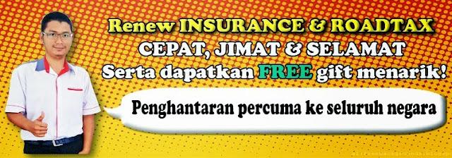 Etiqa Insurance Kereta