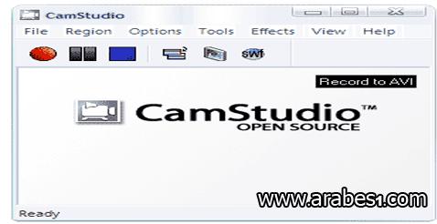 تحميل افضل برامج تصوير وتسجيل فيديو وصوت سطح شاشة مكتب