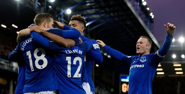 Video Cuplikan Gol Everton 2-0 Huddersfield | Liga Inggris Pekan 36