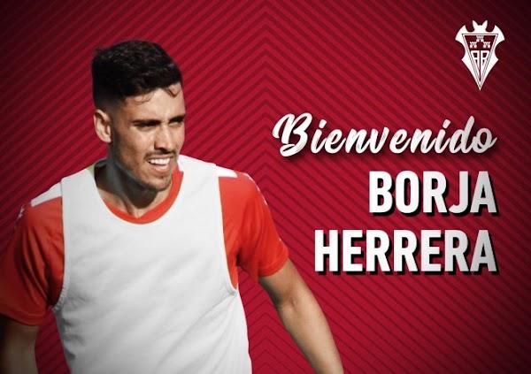 Oficial: El Albacete ficha a Borja Herrera