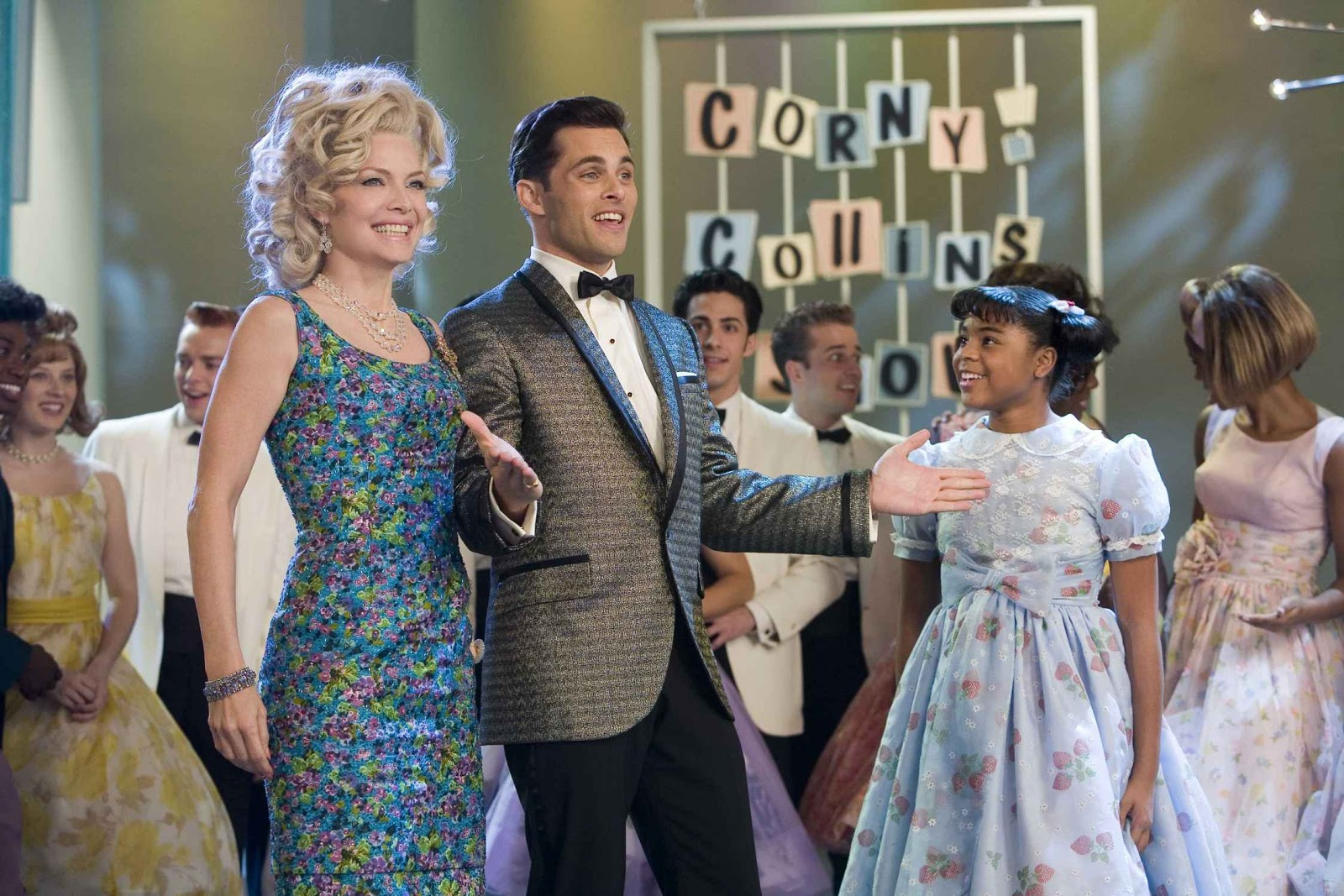 Girl from the movie hairspray