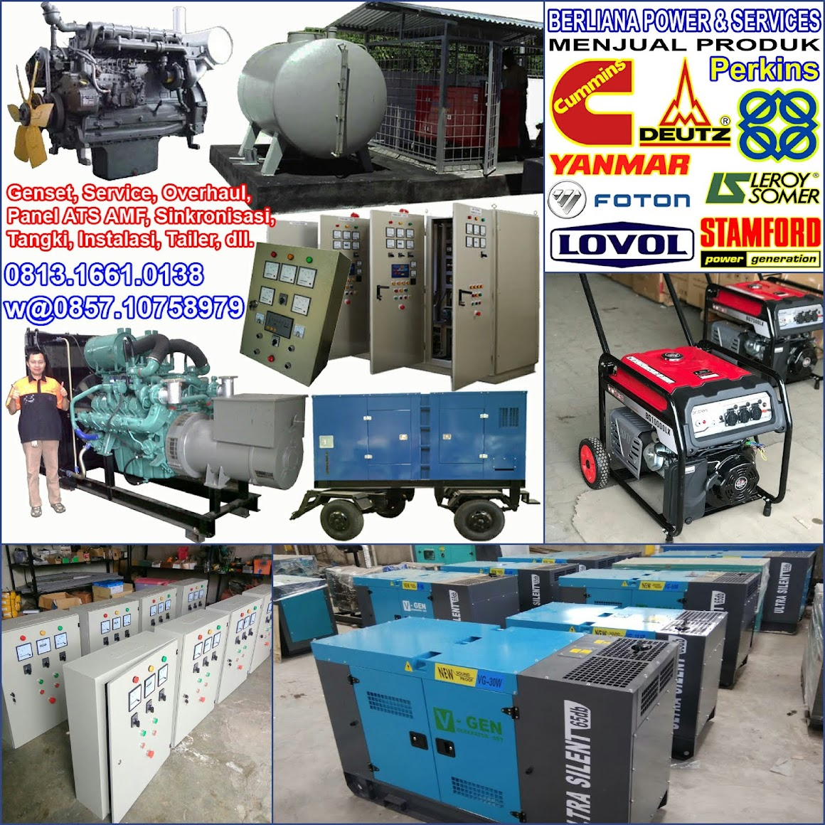 sparepartsgensetperkinscumminsblogspotcoid: 08568536742, 081316610138, Generator Copy