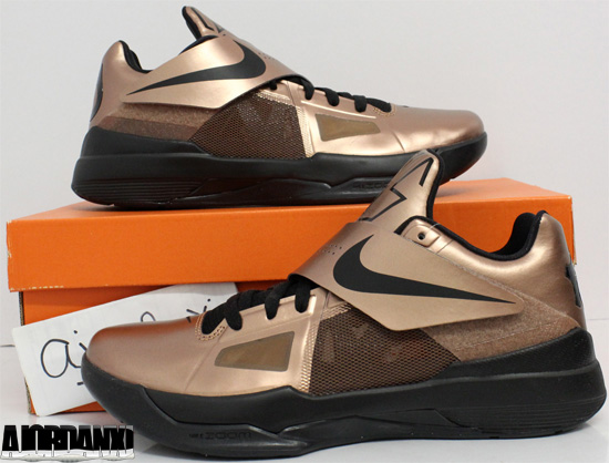ajordanxi Your  1 Source For Sneaker Release Dates  Nike Zoom KD IV ... 0fa543131
