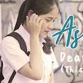 Lirik Lagu Dear Nathan - Ashira (OST Dear Nathan)