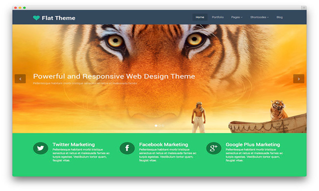 Free WordPress Themes 2016