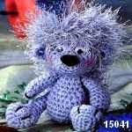 patron gratis erizo amigurumi, free amigurumi pattern hedgehog