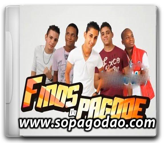 Finos do Pagode - Tanta Paixão (2011)