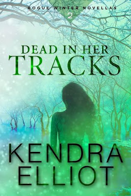 Dead In Her Tracks, Kendra Elliot, review, Bea's Book Nook