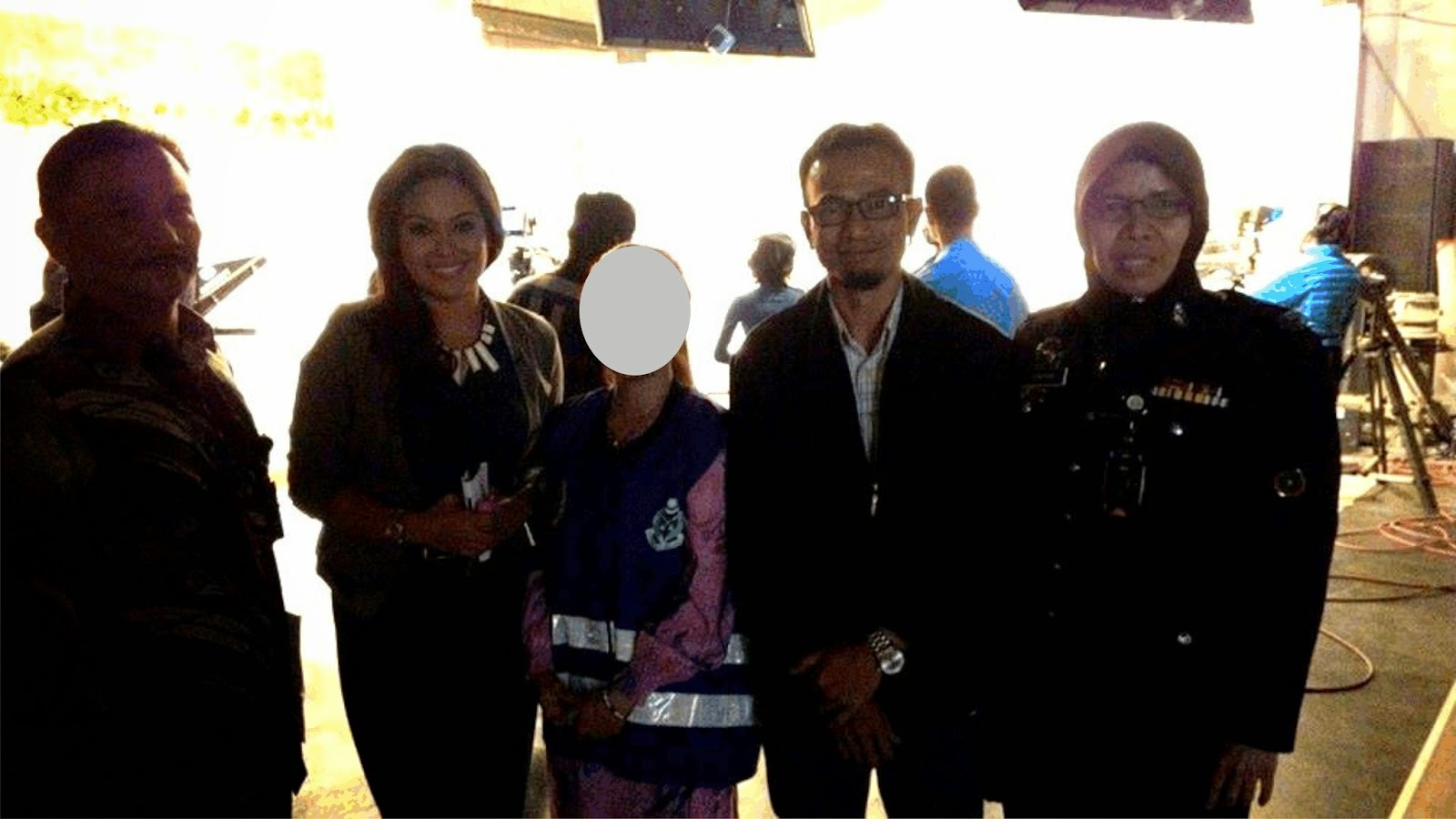 Wanita Hari Ini, Khir Khalid, KIP Kasim Sharif