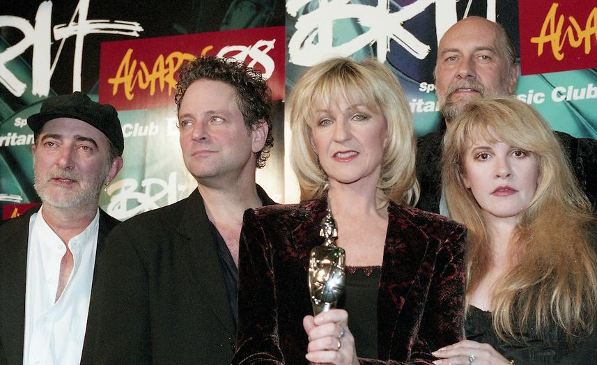 Fleetwood Mac News One For The History Books Ex Fleetwood Mac Member Christine Mcvie Performs Live 1st Time In 15 Years